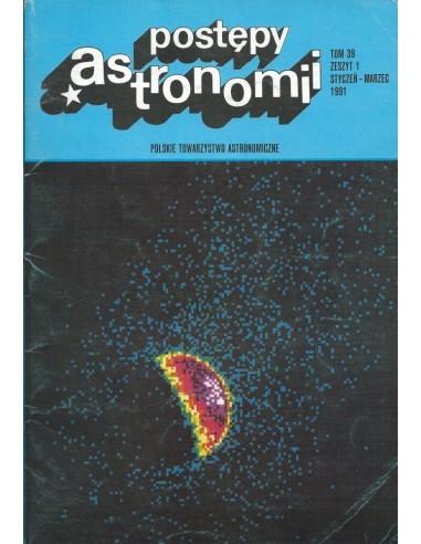 Postępy Astronomii nr 1/1991