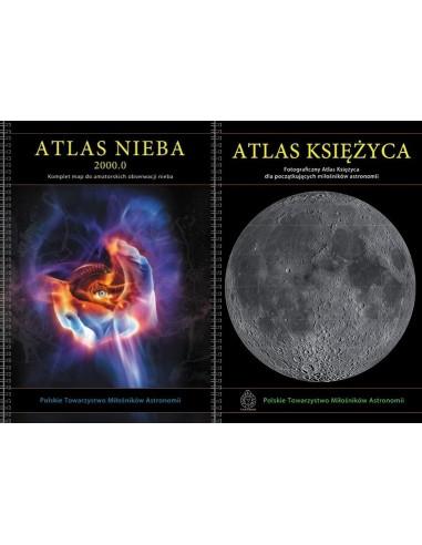 Zestaw atlasów