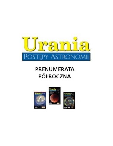 Półroczna prenumerata Uranii