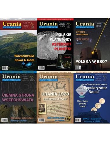 Pakiet Urania 2014