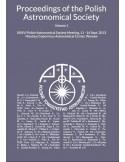 XXXVI Polish Astronomical Society Meeting