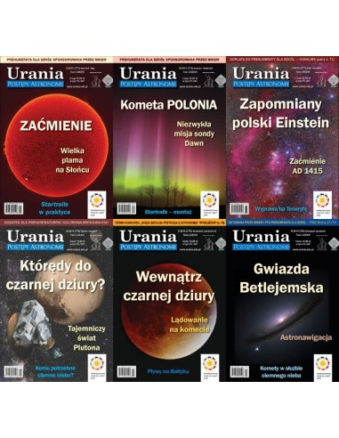 Pakiet Urania 2015