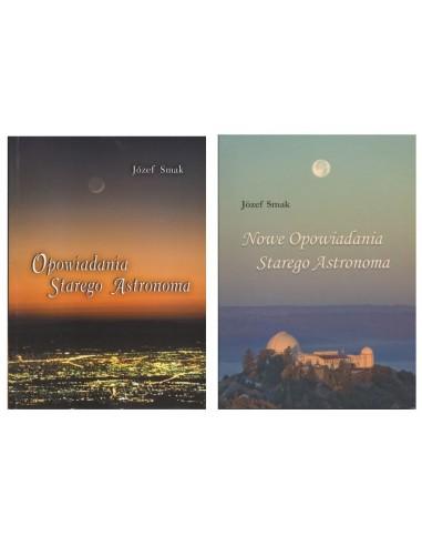 Opowiadania starego astronoma - komplet