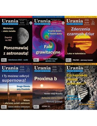 Pakiet Urania 2016