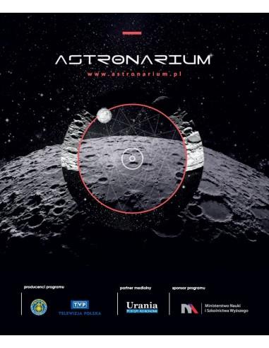 Ściereczka z mikrofibry - Astronarium (grafika na ściereczce)
