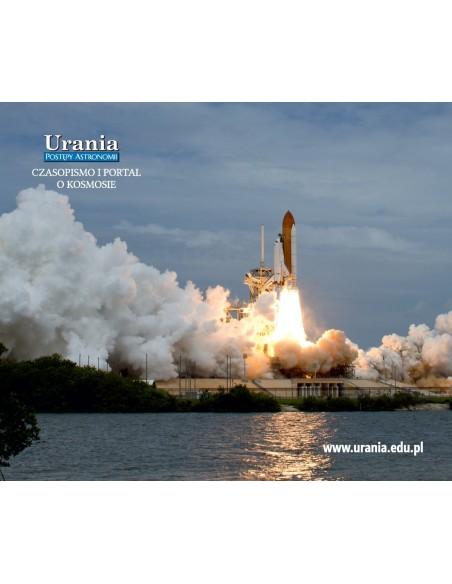 Ściereczka z mikrofibry - wahadłowiec (Urania) - zdjęcie na ściereczce