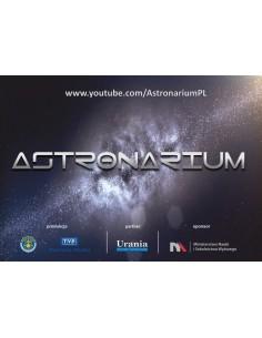 Pocztówka Astronarium (awers)