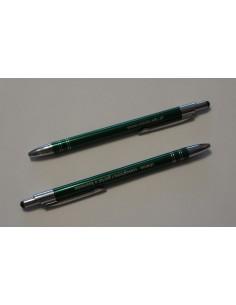 Długopis Uranii Touch 2 w 1 - zielony