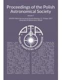 XXXVIII Polish Astronomical Society Meeting