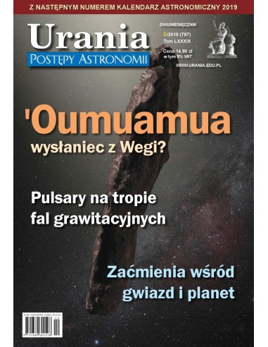 Urania nr 5/2018