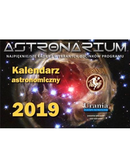 Kalendarz astronomiczny 2019
