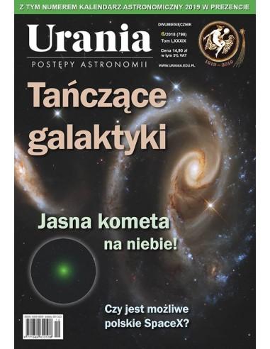 Urania nr 6/2018