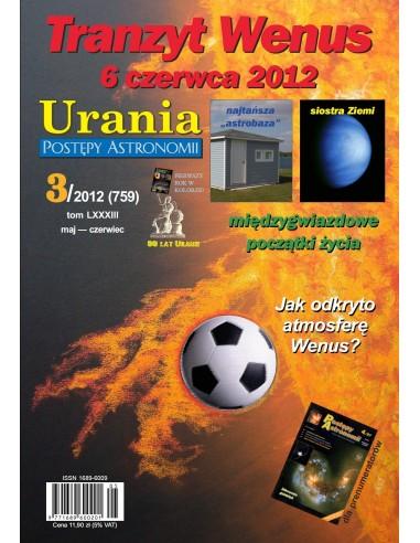 Urania nr 3/2012