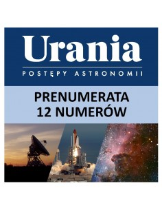 Dłuższa prenumerata Uranii