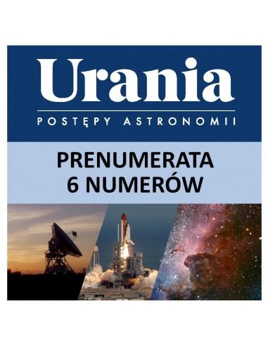Roczna prenumerata Uranii