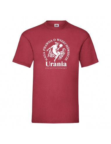 Koszulka Urania - Naga prawda o...