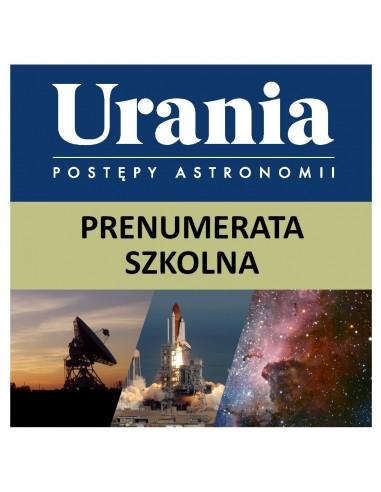 Prenumerata szkolna Uranii