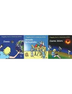 Zestaw Mała Urania - 1,4, 7