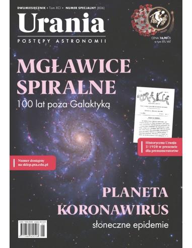 Urania nr specjalny 2020 + reprint...