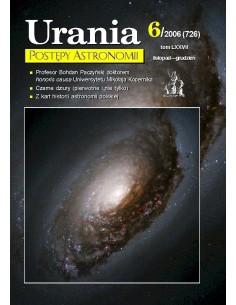 Urania nr 6/2006