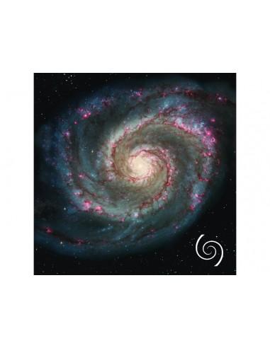 Magnes 3D - Galaktyka spiralna