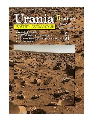 Urania nr 5/2003