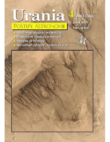 Urania nr 4/2003