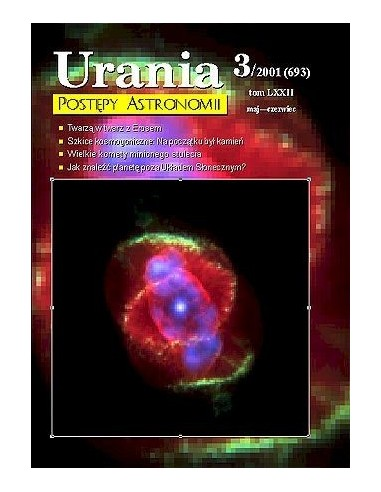 Urania nr 3/2001