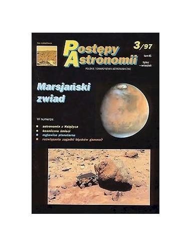 Postępy Astronomii nr 3/1997
