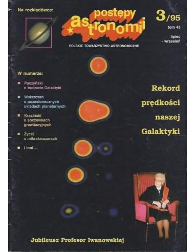 Postępy Astronomii nr 3/1995
