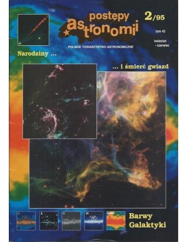 Postępy Astronomii nr 2/1995
