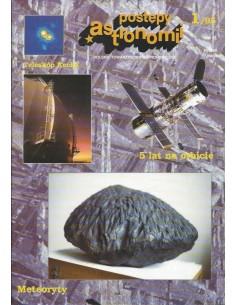 Postępy Astronomii nr 1/1995