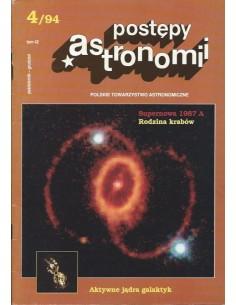Postępy Astronomii nr 4/1994