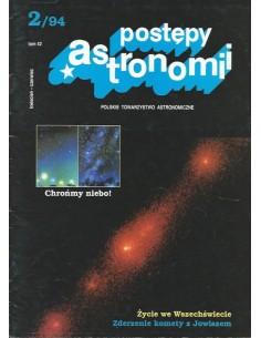 Postępy Astronomii nr 2/1994