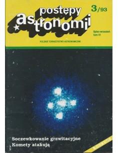 Postępy Astronomii nr 3/1993